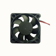 China DC 12V Brushless Computer CPU Fan , 5V Axial Silent CPU Cooler Sleeve / Ball Bearing supplier