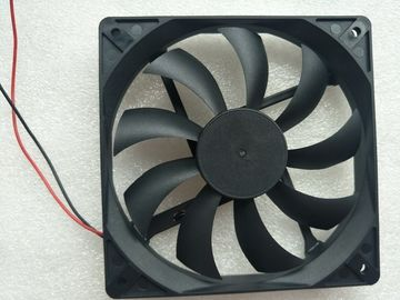 China Industrial Equipment Cooling Fans , DC Radiator Cooling Fan Plastic Material supplier