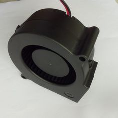 China 12V DC Air Conditioner Industrial Centrifugal Fans , Centrifugal Blower Fan 6W 5000 RPM For Air Purifier supplier