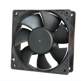China 120 X 120 X 38mm Equipment Cooling Fans , 12v Waterproof Cooling Fan For Welding Machines supplier