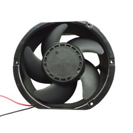 China High Air Volum Equipment Cooling Fans 172 X 150 X 51 Mm 12v / 24v For  Industrial supplier