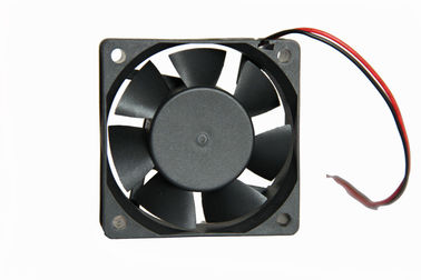 China Small Exhaust Computer Cooling Fans 60 X 60 X 20mm  With Impedance Protected Motor supplier