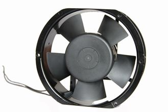 China Ball Bearing Ac Industrial Ventilation Fans 172 X 150 X 51mm PBT Frame / Impeller supplier