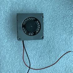 China Ultra Thin CPU Cooling Fan Mini Blower Type 5V DC Brushless Hydraulic Bearing supplier