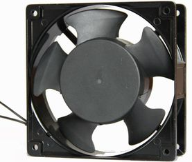 China Ball Bearing 110V AC Computer Fan 120MM High Temperature Heater Type CE ROHS supplier