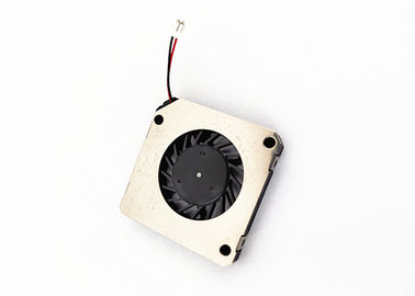 China 12V / 5V Ball Bearing 8500rpm Dc Cooling Fans 0.05A DC Blower IP68 Waterproof supplier