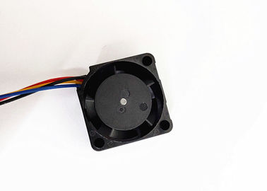 China Small DC Axial Cooling Fan , Air Ventilation Fan Impedence Protected Motor With FG PWM supplier