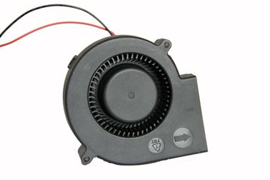 China 4000rpm Speed Electronics Cooling Fans , 12V/24V DC Blower Fan High Temperature supplier
