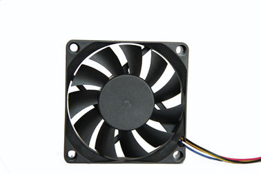 China Waterproof Component Cooling Fan , 24V DC Exhaust AC Cooling Fan Plastic Material supplier