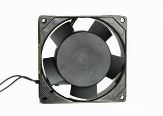 China Cooling DC AC Brushless Fan 2800rpm 34 CFM Air Flow Ball Bearing Metal Frame supplier