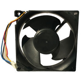 China Waterproof Axial DC Brushless Fan 5/12/24v 4000RMP Speed CE ROHS Approval supplier