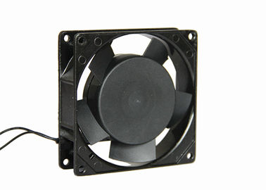 China Metal Frame AC Brushless Fan 2800 Rpm 220V AC 92 X 92 X 25mm Ball Bearing supplier