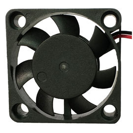 China Small DC Cooling Fan / Box Motor Fan Plastic 30 × 30 × 7mm 4.07CFM Max Air Flow supplier