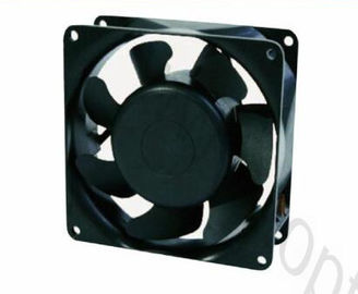 China 110V 220V AC Electronic Equipment Cooling Fans , Industrial AC Ventilation Fan supplier
