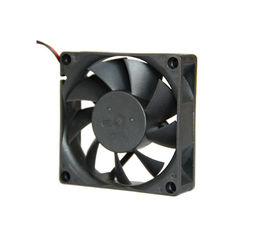 China Cooler Electrical Environmental DC Axial Fans 24 Volt With Dual Ball Bearing supplier