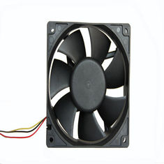 China Powerful Portable Ventilation Fans DC 12V 24V 48V 4000RPM 120mm Pwm Case Axial Cooling supplier