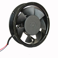 China 4000RPM Low Noise DC Axial Fans 12v 24v 48v Ball Bearing With ROHS Approval supplier