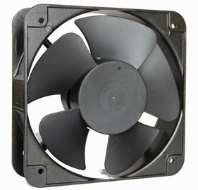 China Impedence Protected Motor Axial Cooling Fan , Ventilation Industry Exhaust Fan supplier