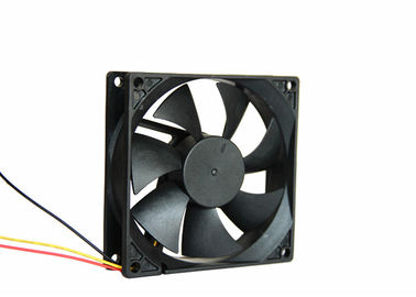 China Bladeless Dc Brushless Motor 92x92x25mm PWM Speed Contral Fan For Computer supplier