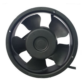 China Waterproof Equipment Cooling Fans 172mm High 400 500 Cfm 12v Dc With Ip55 56 68 Specification supplier