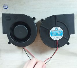 China 12v Turbine Equipment Cooling Fans Smoke Blower For Air Purifire Plastic Centrifugal supplier