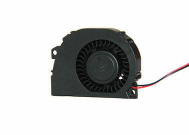 China Small 12V DC Blower Fan 5000RPM Speed 2.23CFM-3.12CFM Air Flow Low Noise With FG supplier