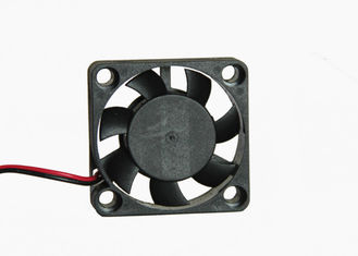 China 0.6-1.44W Plastic DC Axial Fans 5V Sleeve Bearing Impedence Protected Motor supplier