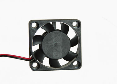 0.6-1.44W Plastic DC Axial Fans 5V Sleeve Bearing Impedence Protected Motor