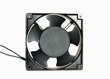 Electronics Cooling AC Brushless Fan Metal Frame 160CFM 25 Watt Waterproof