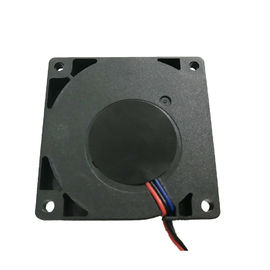 China Plastic Material DC Motor Fan 5V Heat Resistence 40x10mm 45x10mm For 3D Printer supplier