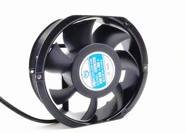 China Large Air Volume Equipment Cooling Fans , Ball Bearing Dc 12V Axial Fan 300CFM supplier
