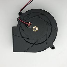 China Dual Ball Bearing 12 Volt Dc Blower Fan PBT Frame 97 X 94 X 33mm For Humidifier supplier