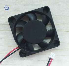 China Mini Air Conditioner Component Cooling Fan 12v Dc 30*30*7mm Size For Cars supplier