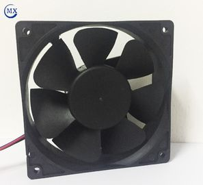 China Plastic Pc Custom Computer Cooling Fan DC Brussless Fan Waterproof 120 * 120 * 38mm supplier
