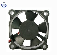 China Low Noise Equipment Cooling Fans High Speed Plastic Fan Plastic Black Color supplier
