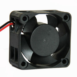 China Sleeve And Ball Bearing Equipment Cooling Fans Dc 4020mm 24v Pbt Motor Fan supplier