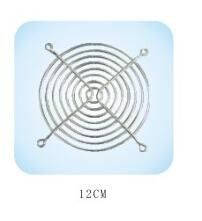 China 120mm Metal Fridge / Air Conditioner Fan Guard supplier