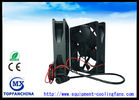 China 4.7 Inch 120mm Computer Case Cooling Fans 24V High Static Pressure factory