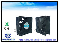 China High Temperature  - 40 ~ + 130 ℃ 12V / 24V / 48V DC Brushless Fans 120mm X 120mm X 38mm factory
