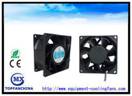China Brushless Cooling EC Axial Fan 100V / 110V / 120V / 200V / 220V / 240V 80mm x 80mm x 38mm company