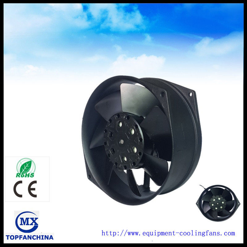 6 High Flow Fan : Portable electric cpu cooling fan high speed axial flow