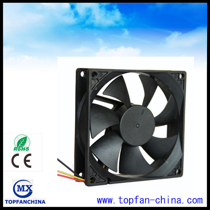 High Temperature 3 7 Inch 92mm Portable Exhaust Fan