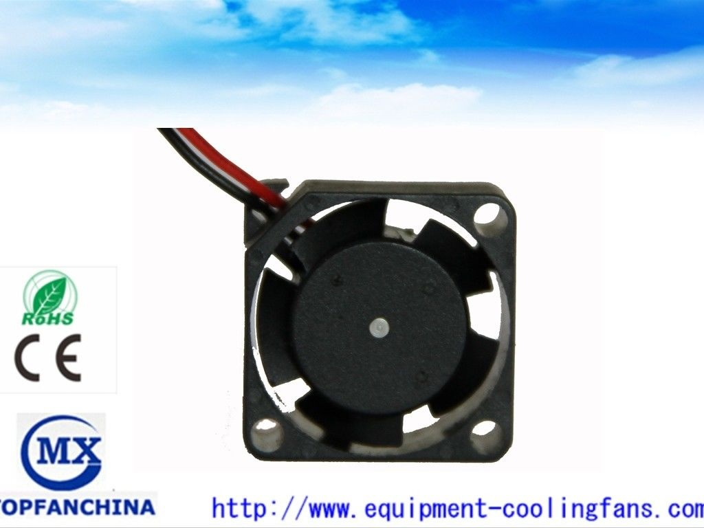 Small Axial Fans : Mm v plastic small dc axial fans mini