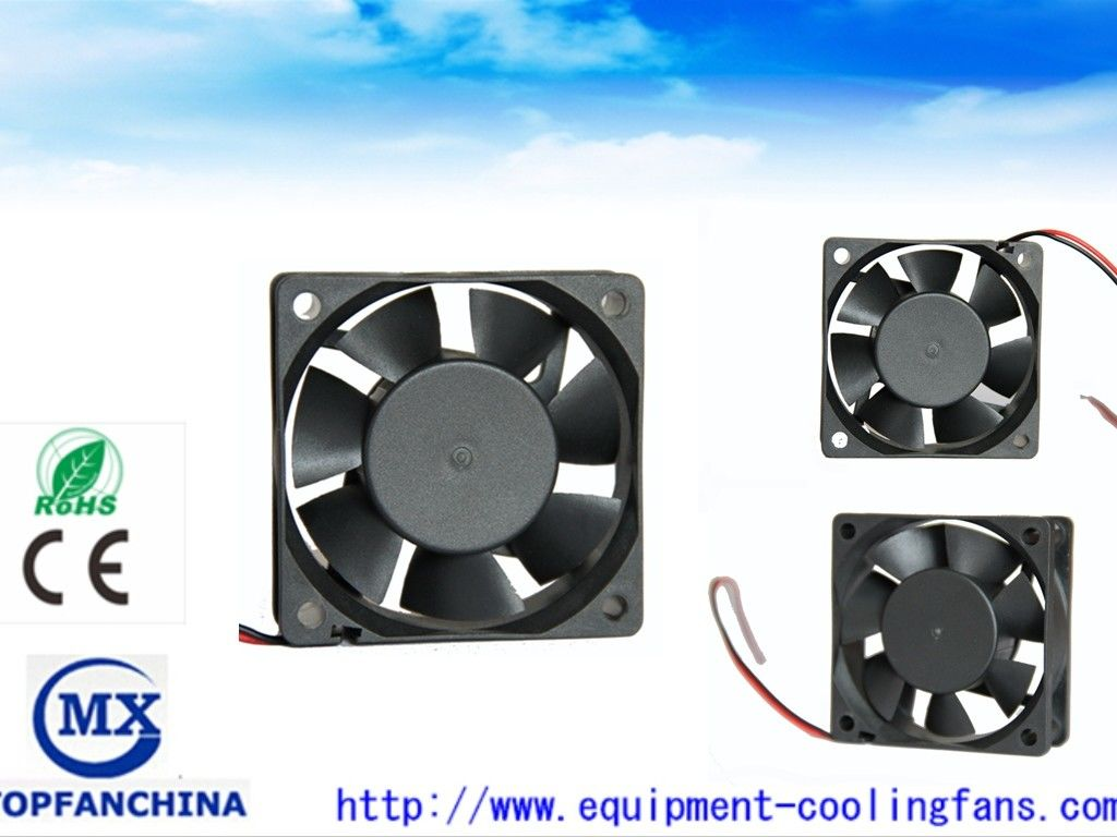Cooling Fans For Electronic Equipment : Mm brushless electronics cooling fans blade