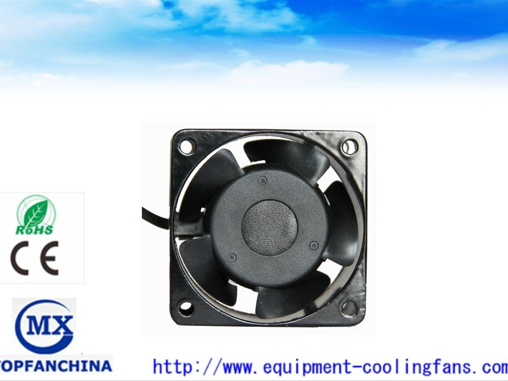 Cooling Fans For Electronic Equipment : Mm v ac brushless fan small cooling for