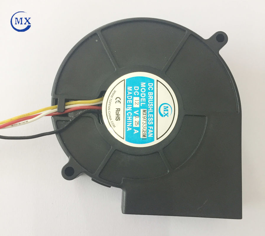 Cooling Fans For Electronic Equipment : Exhaust conventional household electronic equipment fans