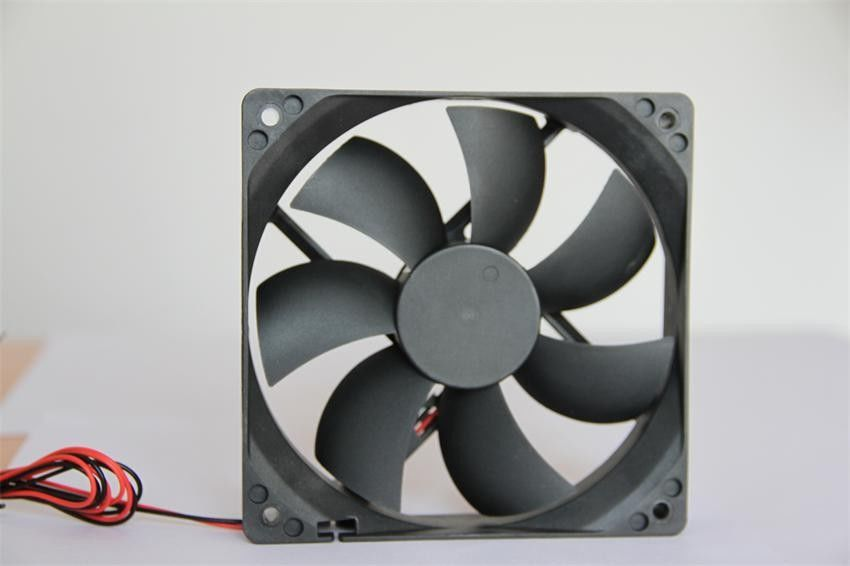 Impeller Fan Blades : Plastic impeller blade brushless dc axial fan for fridge