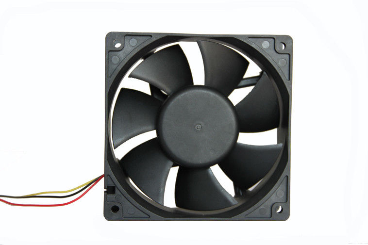 Large 12 Volt Fan : Electric volt dc brushless fan for coolng system and