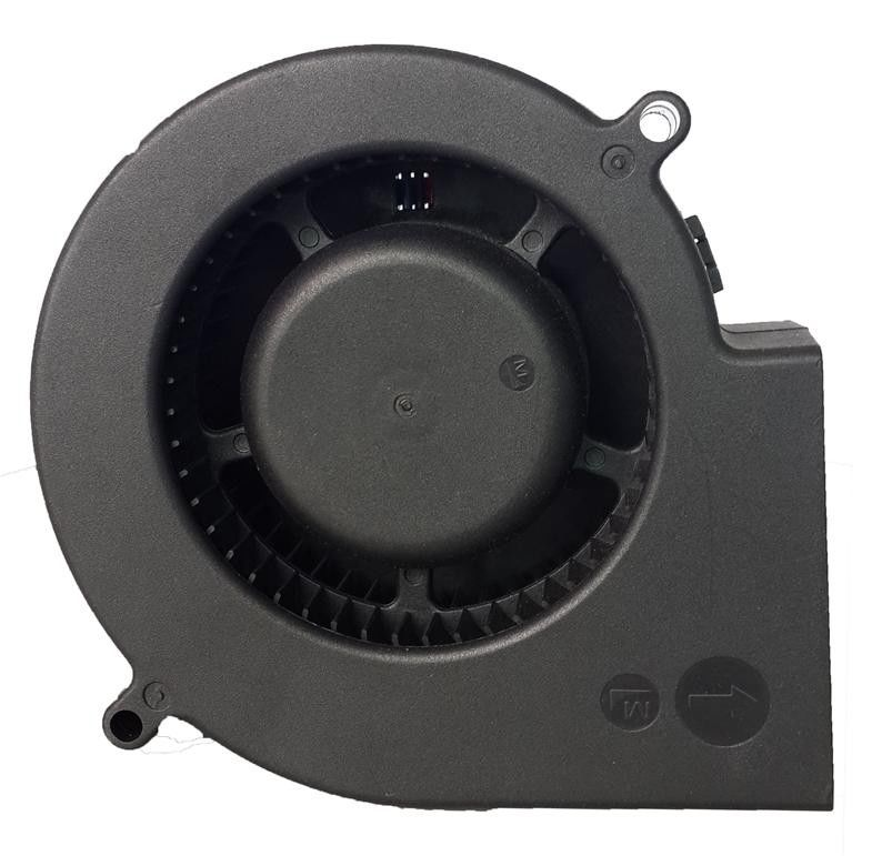 Dc Blower Fan : Industrial volt dc blower fan with pwm inch car