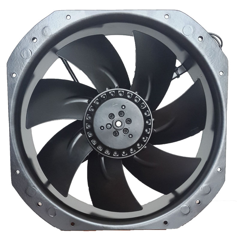 Axial Duct Fans : V ventilation inch dc axial fan duct cooling